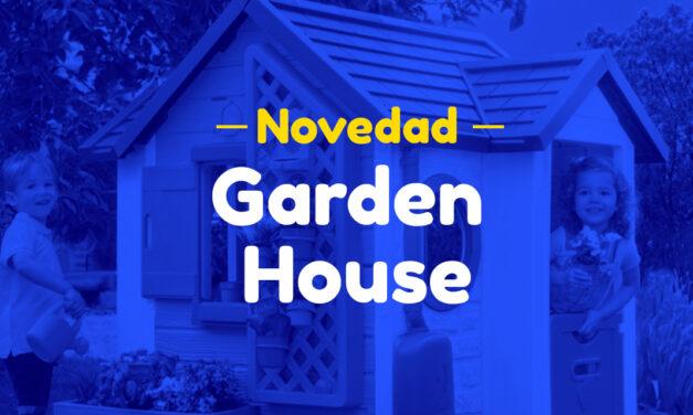 Gran Novedad Garden House de Smoby